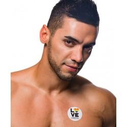 Sticker Pride Love Andrew...