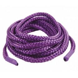 Cuerda BDSM de seda 5 metros